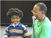 Tyrone with ventriloquist doll 3