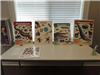 Display of animal and insect books 2