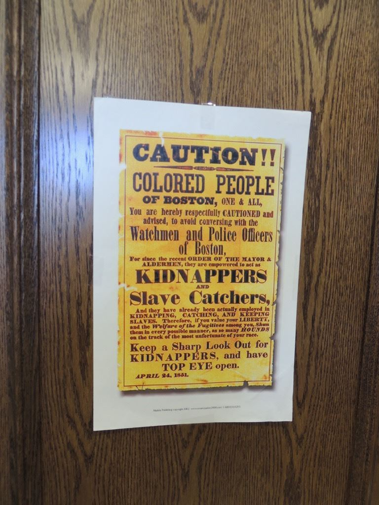 Old Slave Catcher poster