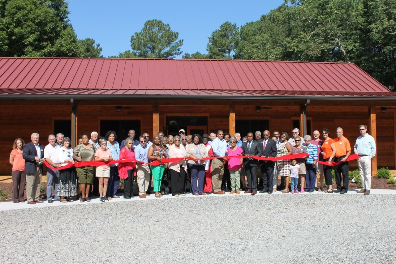 Buck Spring Ribbon Cutting1