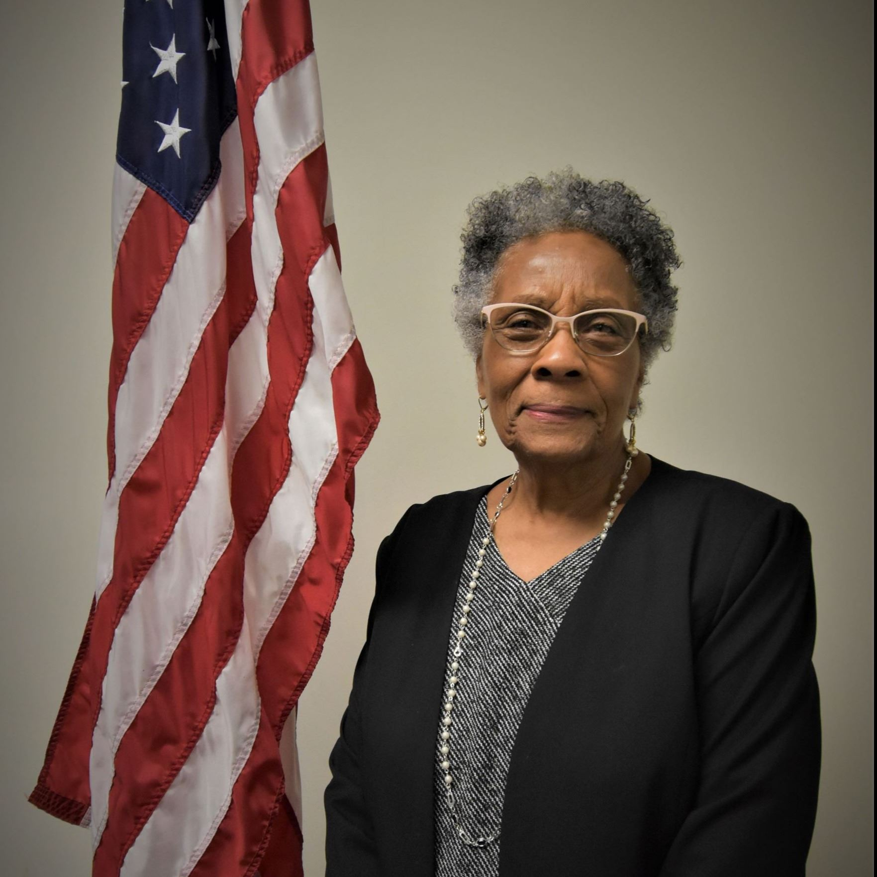 Photo of Commissioner Bertadean Baker