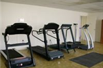 Senior Center Exercise Room with treadmills